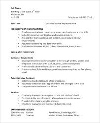 Sample Functional Resume by Monster Sample Resume Free Job Resume Examples Monster Jobs