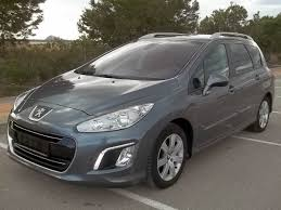 peugeot second hand second hand peugeot 308 sw auto for sale san javier murcia