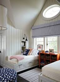 shared nightstand kids u0027 room storage ideas kidspace interiors
