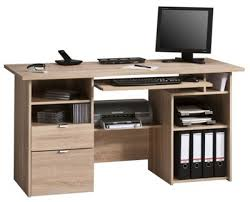 Tesco Computer Desks Buy Maja Kensington Oak Computer Desk From Our Office Desks