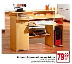 bureau cora cora promotion bureau informatique en hêtre produit maison cora
