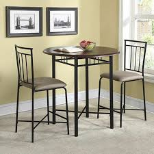 Kitchen Table With High Chairs by High Top Kitchen Table U2013 Home Design And Decorating