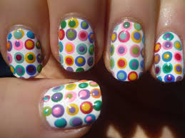 50 most stylish christmas nail art ideas