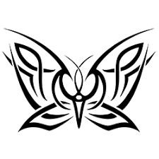 celtic tattoos for butterfly design butterfly and