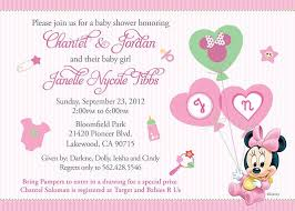 for baby shower baby shower invitation wording free invitations card review