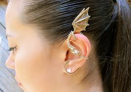 pics of ear cuffs ear wrap ear cuff elfin ear wrap
