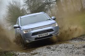 mitsubishi outlander sport off road mitsubishi outlander phev 2015 review by car magazine