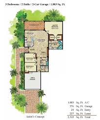 country coach floor plans coach homes treviso bay naples fl