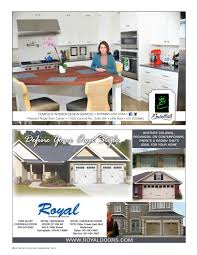 Royal Overhead Door At Home In Arkansas September 2016 By Root Publishing Inc Issuu