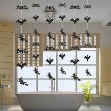 36pc 1set halloween party diy decoration paper ghost bat hanging