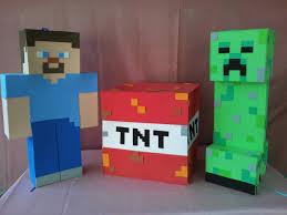minecraft pinata piñata minecraft creeper confeti de regalo 500 00 en mercado