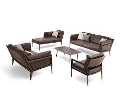 Dedon Patio Furniture by Tribeca 3 Seater Garden Sofas From Dedon Architonic