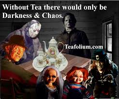 Tea Party Memes - visit us at teafolum com tea drinkers horror horror tea party