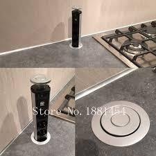 einbausteckdose küche neue eu standard wand steckdose küche büro desktop buchse