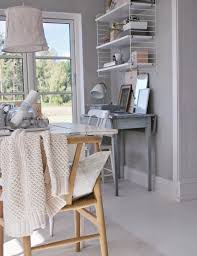 chic office decor 52 ways incorporate shabby chic style into every room in your home