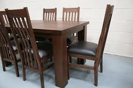 Inspiring Walnut Dining Room Table And Chairs  For Dining Room - Walnut dining room chairs