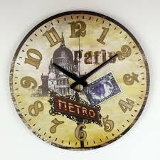 Antique Home Decor Online Get Cheap Retro Clock Aliexpress Com Alibaba Group
