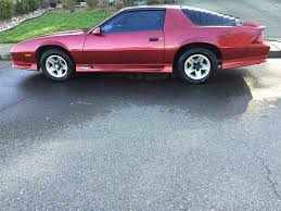 1992 camaro rs for sale 1992 chevrolet camaro rs for sale classiccars com cc 997678