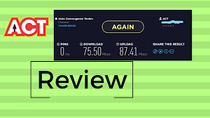 act fibernet review in 2017 techuneed