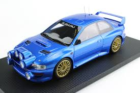 subaru wrc top marques collectibles subaru impreza s4 wrc 2p