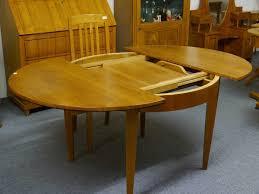 Esszimmertisch Rund Und Ausziehbar Esstisch Tisch Rund Biedermeier Stil Kirschbaum Furniert