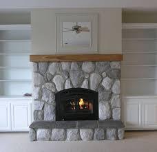 wd interesting stacked stone popular fireplace stone fireplace