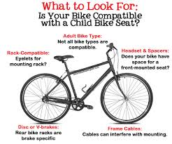 child baby bike seats the complete guide to choosing the best