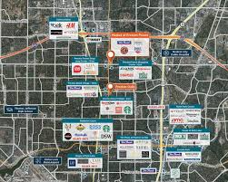 Dallas Fort Worth Area Map by Market At Preston Forest Dallas Tx 75230 U2013 Retail Space