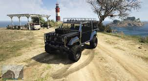lifted land rover 2016 land rover 110 outer roll cage gta5 mods com