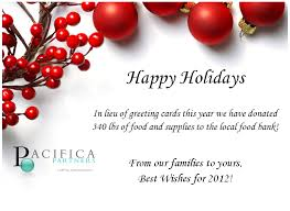 happy holidays from our family to yours best wishes for 2013