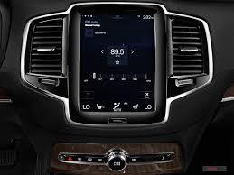 Volvo Suv Interior 2016 Volvo Xc90 Interior U S News U0026 World Report