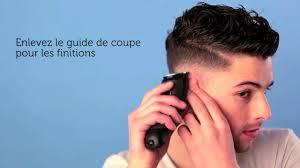 couper cheveux garã on tondeuse tuto coiffure homme coupe undercut avec dégradé