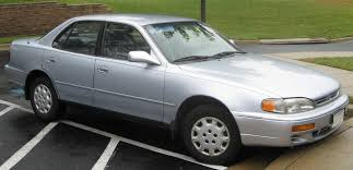 1995 toyota camry information and photos zombiedrive