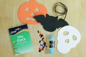 Halloween Craft Idea by Craft Idea Spooky Halloween Hanging Decoration Quite Frankly