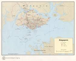 Singapore Subway Map by Maps Of Singapore Map Library Maps Of The World