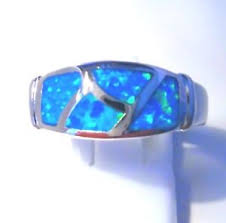 size 9 ring in uk uk simple blue opal ring uk size r us size 9