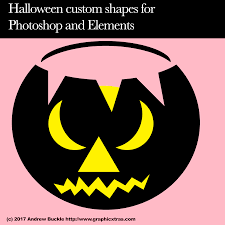 halloween text symbols halloween custom shapes for photoshop and elements inc scary