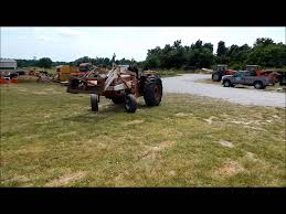 1975 international 674 tractor for sale sold at auction july 31
