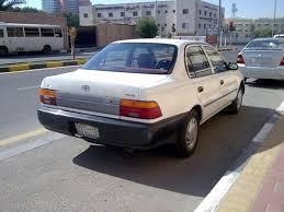 toyota corolla sedan 1993 1993 toyota corolla sedan saloon used car for sale in saudi arabia