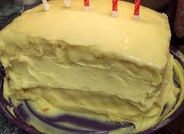 lemon drizzle cake with white chocolate ganache u2013 beautybeckybaking