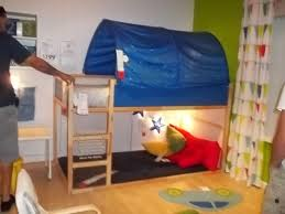 Bunk Bed Tent Ikea Small Ikea Kid Canopy That Can Be Decor With Wooden Floor Can