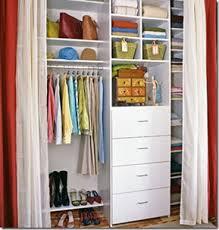 most inspiring closet curtains idea decoration channel