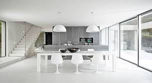modern pendant lighting dining room 4 ways to use pendant lighting in your kitchen flos usa inc