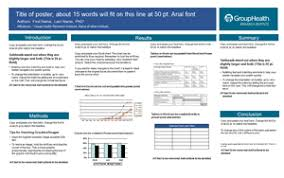scientific poster template powerpoint radiocaffefm com