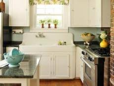 simple kitchen backsplash ideas inexpensive kitchen backsplash ideas pictures from hgtv hgtv