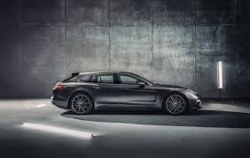 porsche panamera hatchback people are buying the porsche panamera sport turismo but how many
