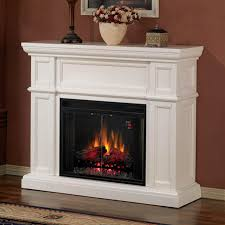 classicflame artesian 52 inch electric wall mantel fireplace with