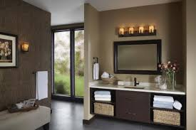 contemporary bathroom light fixtures brushed nickel contemporary