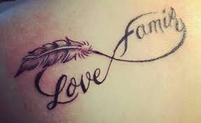 family for infinity my tatts infinity