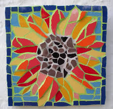 Mosaic Ideas For Bathrooms Colors 71 Best Mosaic Flowers Colour All Year Round Images On